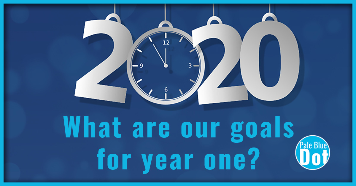What are our goals for year one?